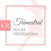 Plano Trimestral - Aulas presenciais