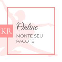 Produto - Aula Online - Monte seu pacote