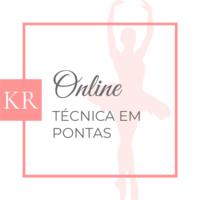 Produto - Aula Online - Técnica em Pontas